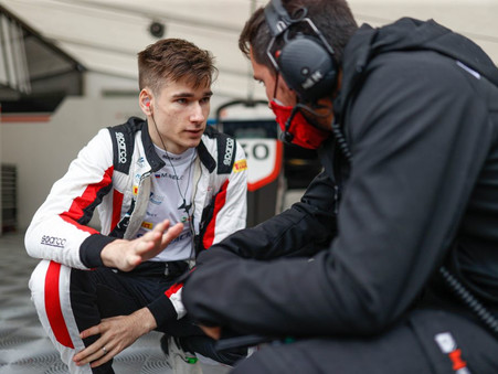 FRECA | Review: Michael Belov Finally Wins at Spa-Francorchamps!