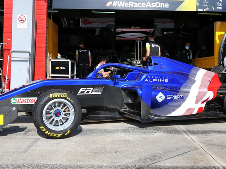 Formula Regional | First Testing Moved to Imola