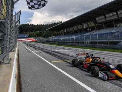 Euroformula Open | Review: Red Bull Ring Gives Crawford Wings