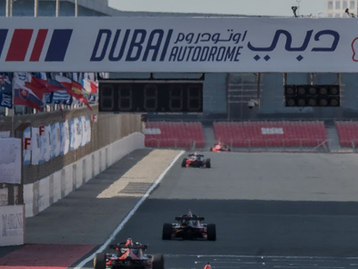 Asian F3 | Championship Under Way in Dubai