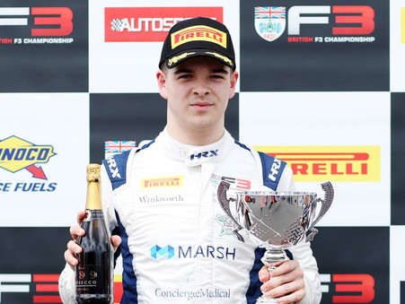 British F3 | Review: O'Sullivan Pushing for Title Contention in Donington
