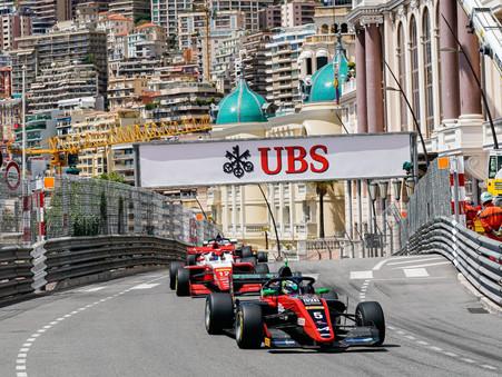 FRECA | Review: R-ace GP Conquers Monaco