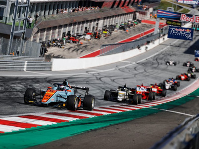 FRECA | Review: Colapinto Impresses At The Red Bull Ring
