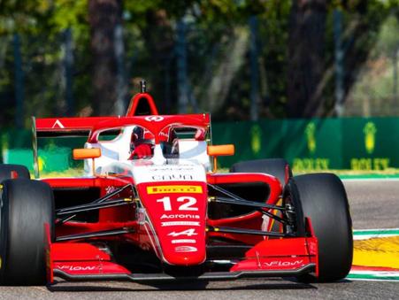 Formula Regional | Qualifying Report: Saucy & Vidales All Good Despite Rain Threat