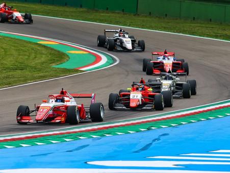 Formula Regional | Race 1: Vidales Keeps It Clean
