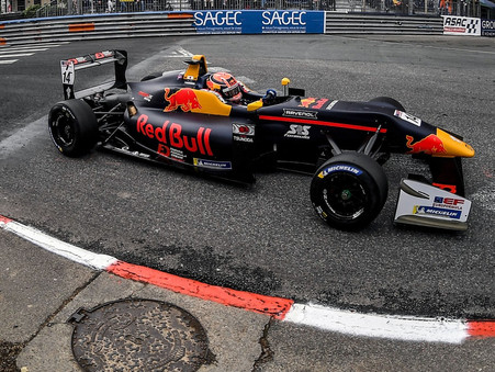Euroformula Open   3-races-format, Reversed Grids & Points for Overtaking