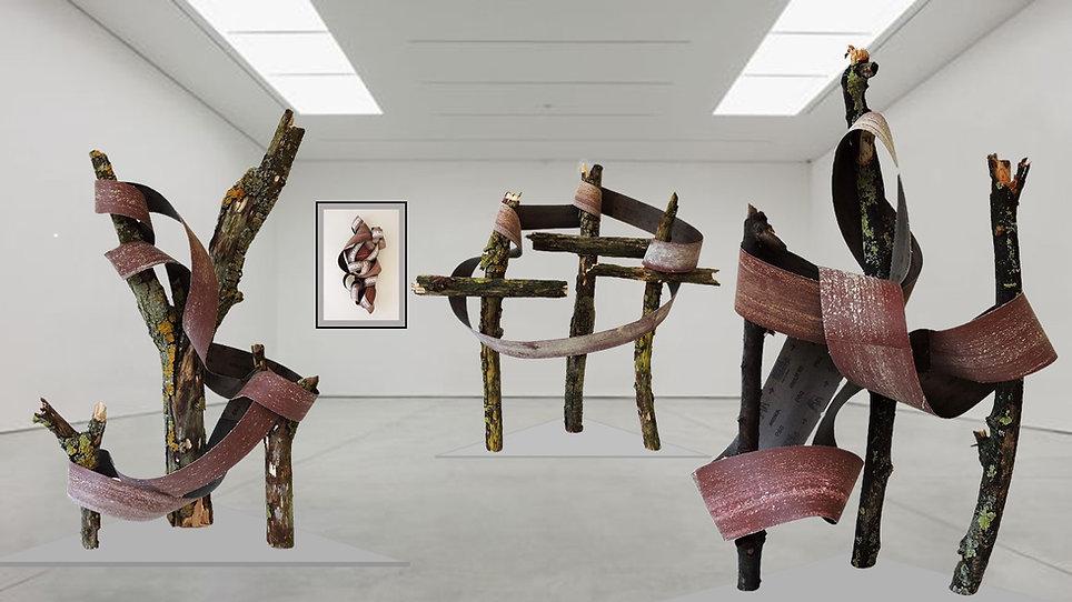 Hamish Pringle 'Grove' in gallery 03.06.