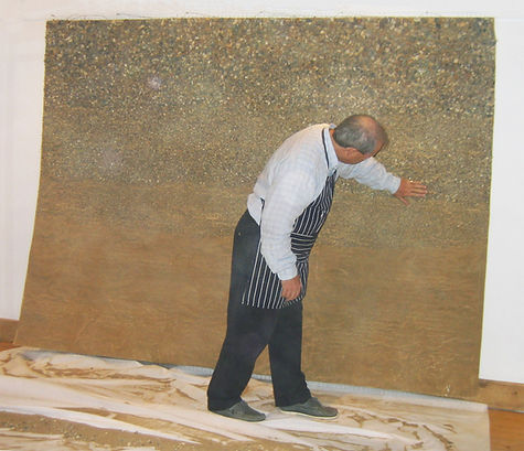 Hamish Pringle 'Sea Attrition' 2005.   P