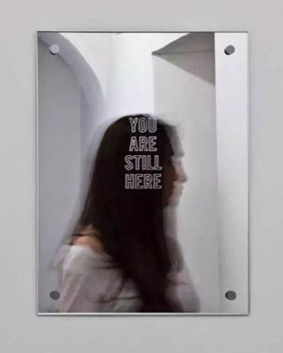 Mona Hatoum 'You Are Still Here' 2013.jp