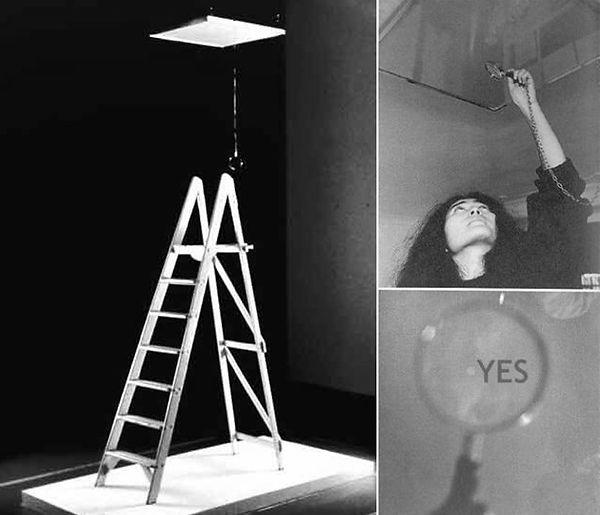 Yoko Ono 'Yes' 1966.jpg