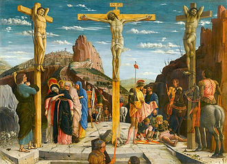 The_Crucifixion by Andrea_Mantegna 14