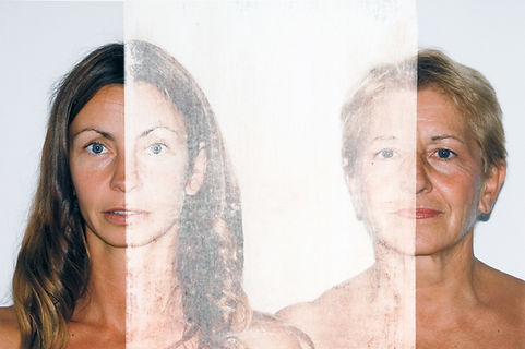 Hamish Pringle 'Sandpapered Portraits -