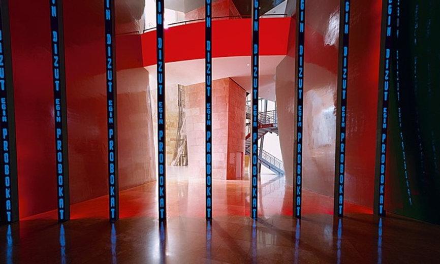 Jenny_Holzer_'Installation_for_Bilbaoâ