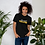 Thumbnail: Always Yellow Short-Sleeve Unisex T-Shirt - Grey & Yellow