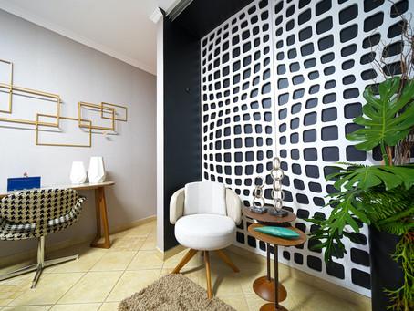 Use painéis na decoração e transforme qualquer ambiente