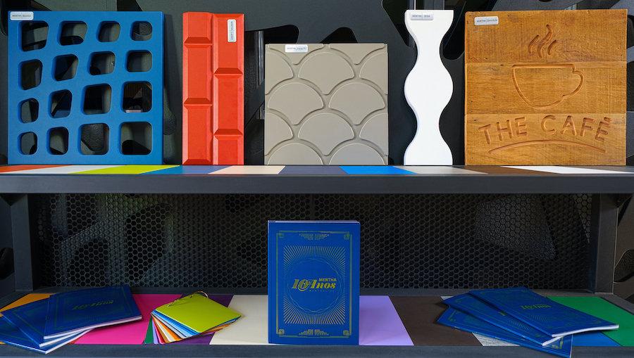 Mentha Paineis Decorativos, kit 2020_005