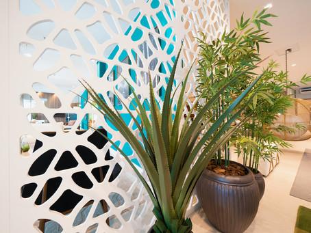 Design biofílico e o novo morar