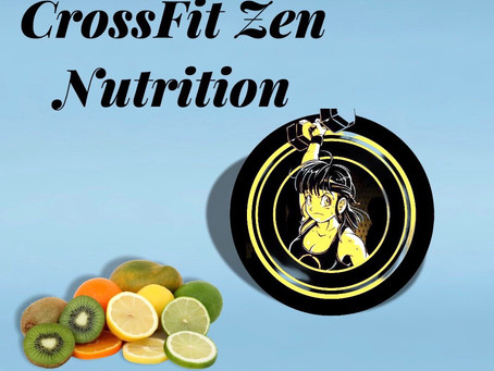 Nutrition - it's time to take control