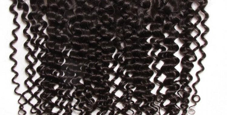 Deepwave lace frontal