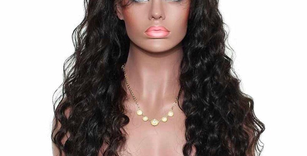 loosewave frontal wig