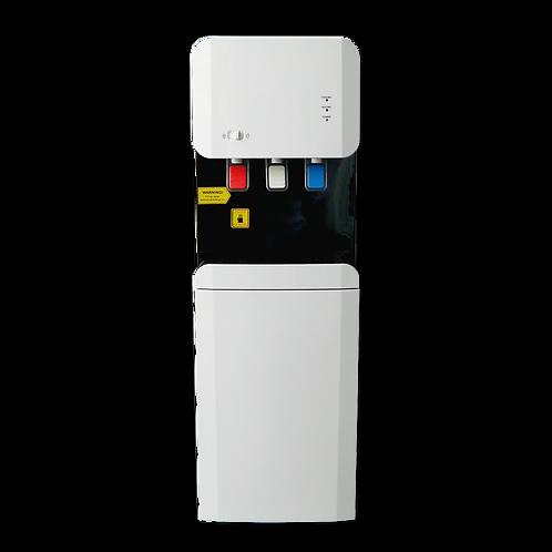 Despachador de agua fría y caliente con sistema de filtración y purificación