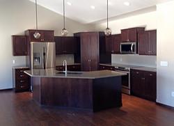 Rambler kitchen