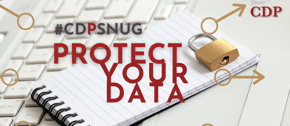 P – Protecting Your Data