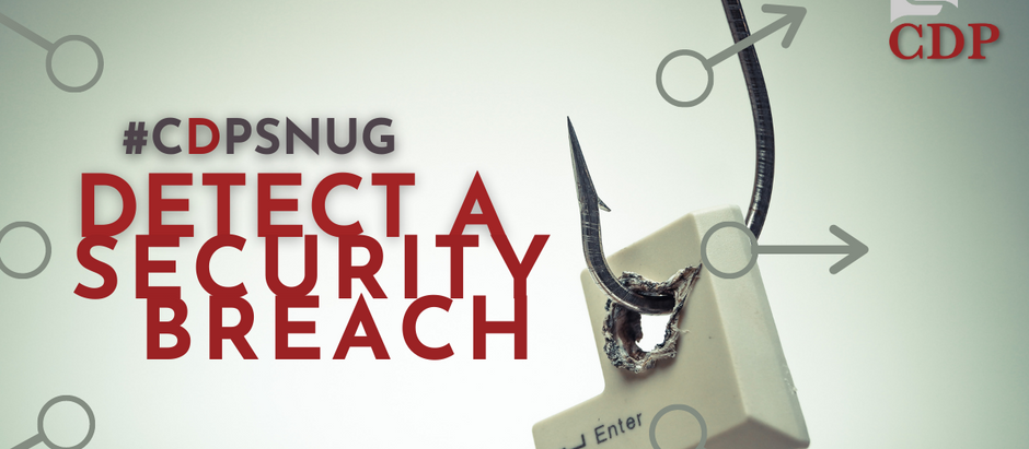 D – Detecting Security Breaches