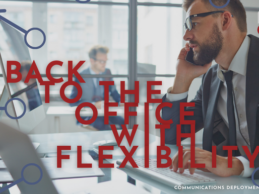 Back to the Office with Flexibility