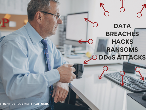 What do CyberSecurity, Data Destruction, and Data Privacy all have in common?