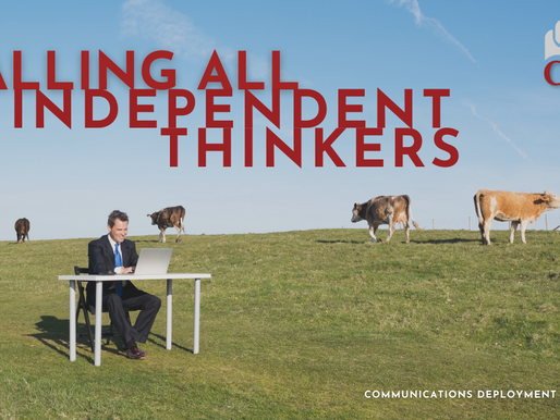 Calling all Independent Thinkers