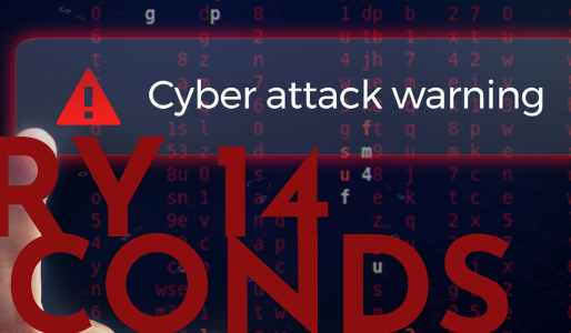 Cyberattacks are Happening every 14 seconds