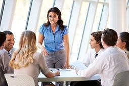 HR Meeting
