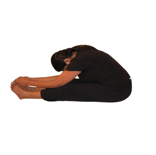 27. Pashchimothana / Seated Foward Fold