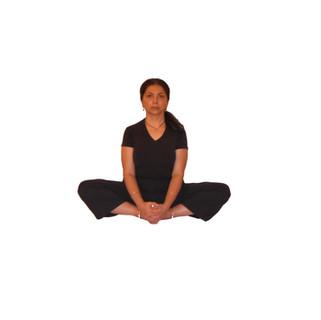 33. Baddha Kona / Bound Angle (Cobbler)
