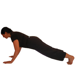 41. Danda / Plank