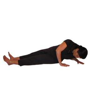 34. Supta Namaskara / Supine Prayer