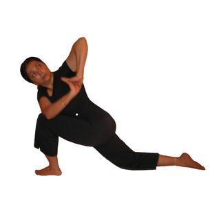 19. Parsva Kona Namaskara / Prayer Twist