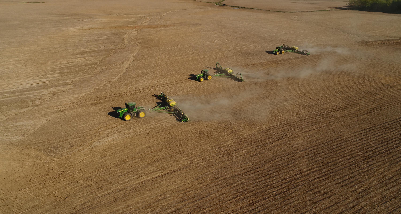 Corn Planting