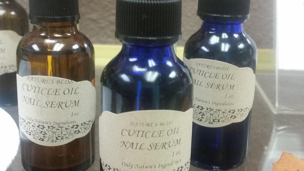 Cuticle Oil/Nail Serum