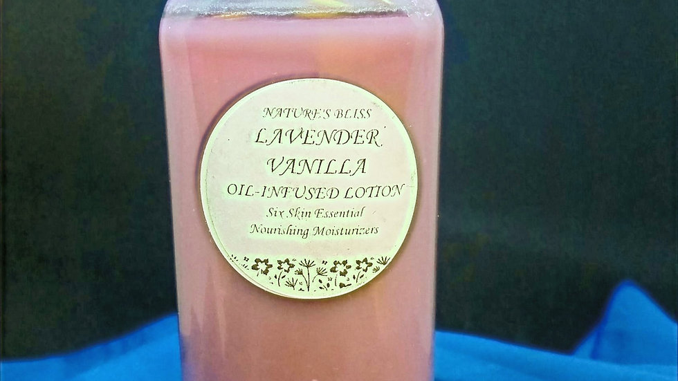 Oil-Infused Body Lotion