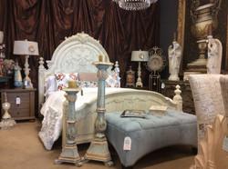 Ornate Bedroom Set