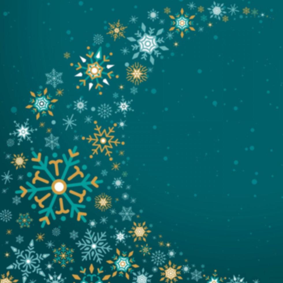 green-christmas-winter-holiday-backgroun