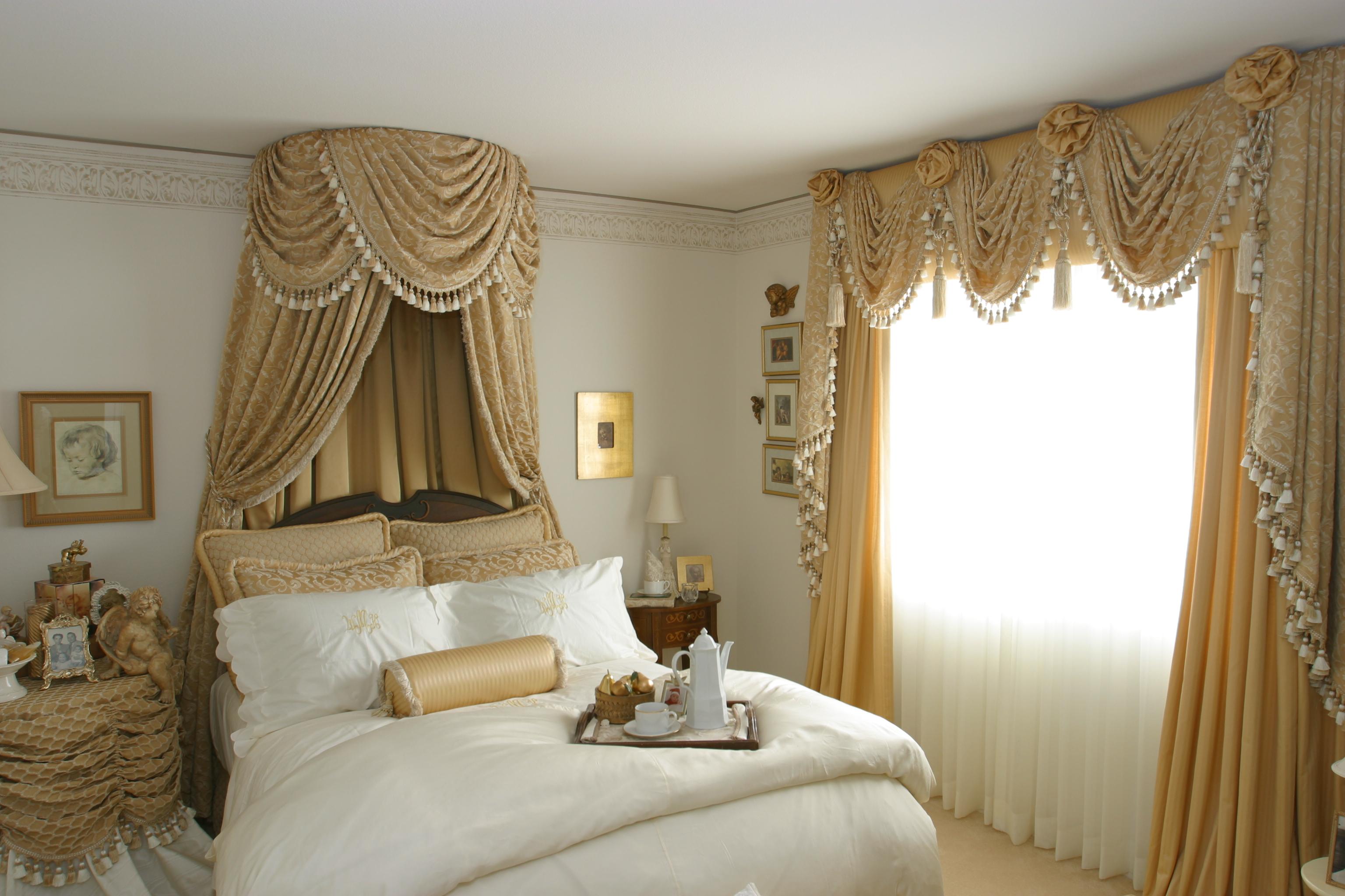 Formal Guest Bedroom