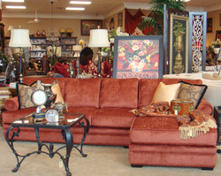 Sectional with a Chaise