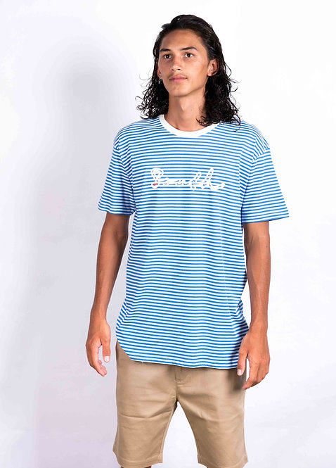South Champ Stripe Tee