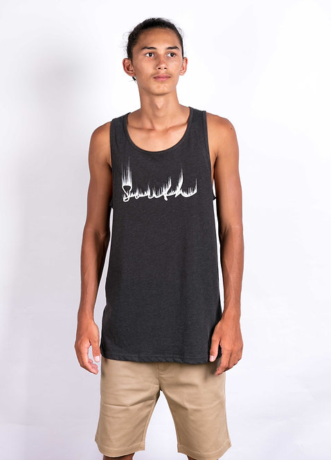 South Distressed Singlet