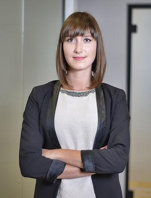 Odvetniška pripravnica Taja Gorjan