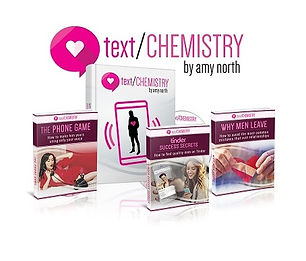 text chemistry -  learn how to text man.