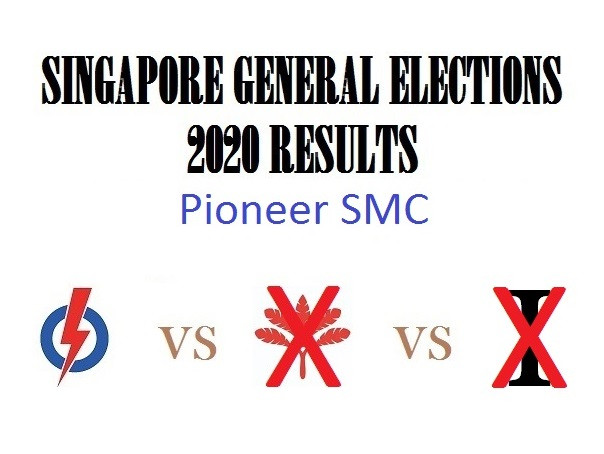 Result of GE2020 for Pioneer SMC